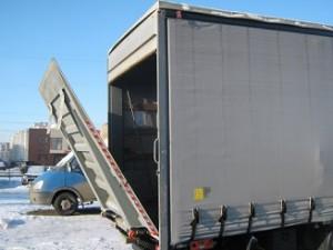 Гидроборт перевозки