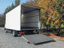 грузовые перевозки с гидробортом